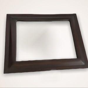 Pottery Barn Bronze Metal Mirror 11 x 14